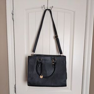 Call It Spring | Large black purse